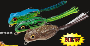New design Tail Frog Fishing Frog Soft Frog pictures & photos