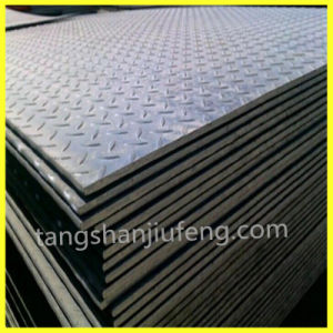 Hot Rolled Carbon Steel Plate Checkered Plate pictures & photos