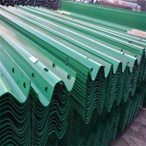 Q235 Galvanized Metal Beam Crash Barrier pictures & photos