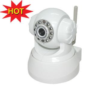 P/T IR Wireless IP Camera (JS-J011-WS) pictures & photos