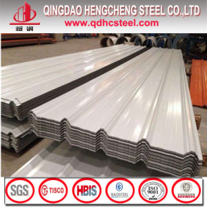 Prepainted Galvanized Steel PPGI Corrugated Sheet pictures & photos