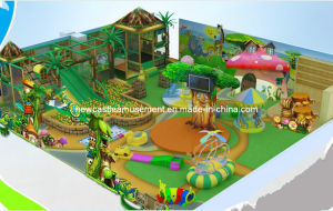 Newest Indoor Playground (NC-IP225) pictures & photos