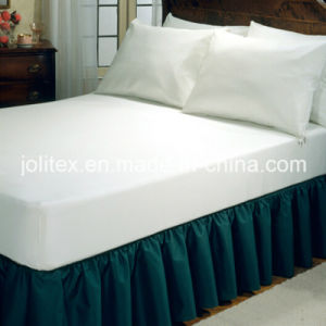 80% Cotton 20% Polyester Terry Waterproof Zippered Mattress Protector