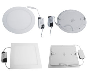 AC 85-265V LED Downlight Panel Light pictures & photos
