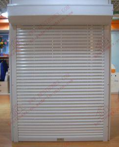 Residential Electric Aluminium Roller Shutter Door (BH-SD02) pictures & photos