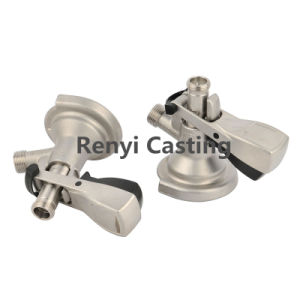 Plunger Handle Assembly-Stainless Casting Assemlby pictures & photos