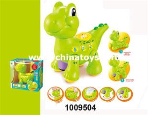 The Latest Plastic Toys Novely B/O Dinosaur (1009504) pictures & photos