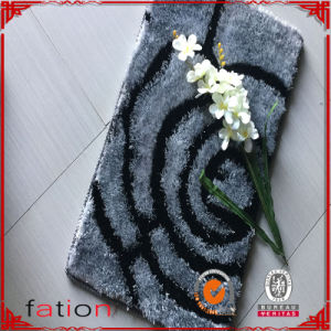 High Quality Door Mat 100% Polyester Bath Mat pictures & photos