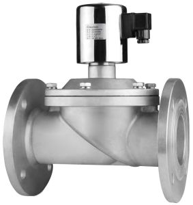 Large Diameter Direct Acting -- Flange Type Solenoid Valve pictures & photos