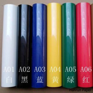 Heat Transfer Film / PU Based Vinyl Width 50 Cm Length 25 M for Cotton Garment/Sportswear