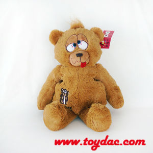 Plush Drunk Teddy Bear pictures & photos
