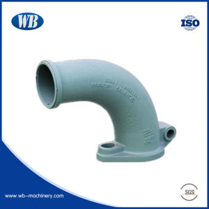 OEM Iron Casting Pipelines to Transport Oil, Water and Gas