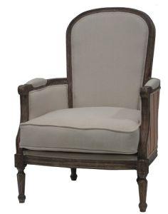 Classic Leisure Chair Home Furniture Single Sofa Chair (YF1822)