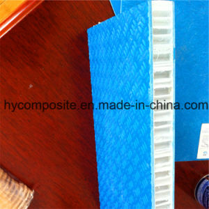 Nonslip Fiber Deck Panel PP Honeycomb Sandwich pictures & photos