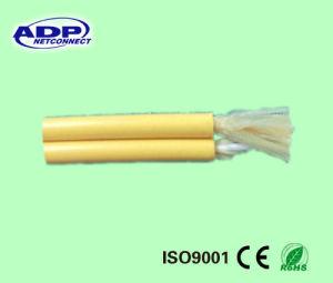 Indoor Optic Fibre Cable, Duplex Fiber Cable, Zipcord Cable pictures & photos