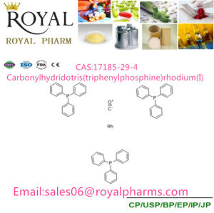 Carbonylhydridotris (triphenylphosphine) Rhodium (I) 17185-29-4 11.2% pictures & photos