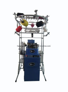 6f Automatic Plain & Terry Socks Knitting Machine Hj608TM pictures & photos