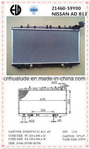 Hot Sale Cheap Aluminum Brazed Car Radiator Oe: 21460-59y00 pictures & photos