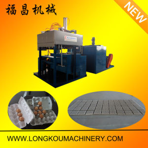 Small Capacity Paper Pulp Molding Egg Tray Making Machine