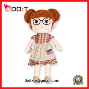 Custom Made Doll Girl Stuffed Plush Doll Plush Doll pictures & photos