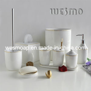 Top-Grade Porcelain Bathroom Accessory (WBC0575B) pictures & photos