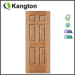HDF Moulded Door Skins (door skin) pictures & photos