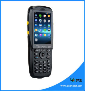 Wireless Data Collector IP65 Handheld Connection Android Barcode Scanner PDA pictures & photos