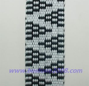 High Quality Jacquard Webbing for Garment Accessories#1412-27c pictures & photos