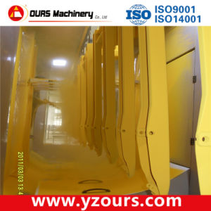 Powder Coating Line with Dipping & Spraying Pretreatment System pictures & photos