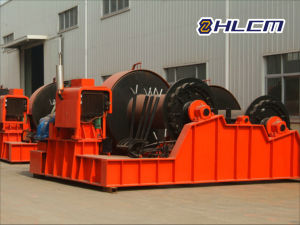 Electric Winch for Ship Launching and Construction (HLCM-27) pictures & photos