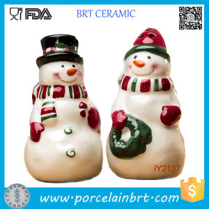 Adorable Ceramic Santa Claus Salt and Pepper Shaker pictures & photos