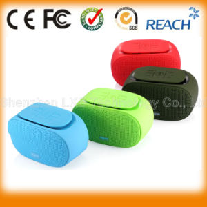 Magic Bean Portable SD MP3 Multifunction Good Bass Small Bluetooth 4.0 Speakers pictures & photos
