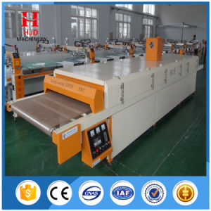 Ordinary Tunnel Drying Machine for T-Shirt pictures & photos