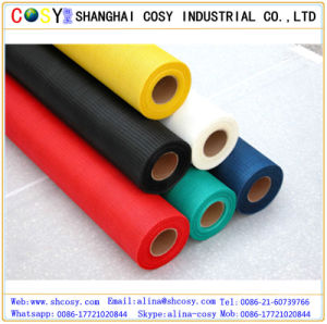 Factory Price Full Color Printing Polyester Fabric Mesh Banner for Advertising pictures & photos