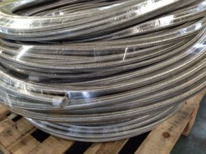 Stainless Steel Braided R14 Teflon PTFE Hose pictures & photos