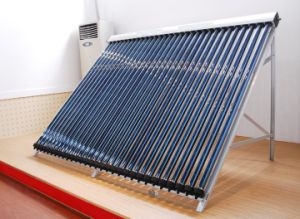 Heat Pipe Solar Collector, Stainless Steel pictures & photos