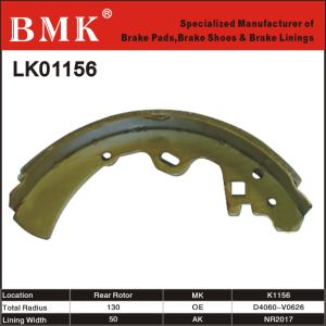 Adanced Quality Brake Shoe (K1156) pictures & photos