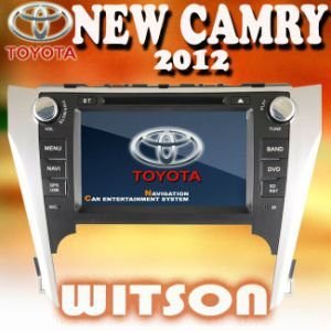 Witson Car Auto GPS for Toyota Camry 2012 (W2-D9127T) pictures & photos