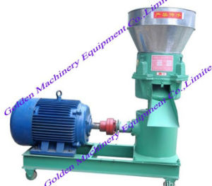 China Chicken Pig Duck Goose Animal Feed Pellet Making Machine pictures & photos