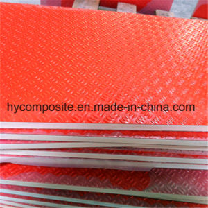 Factory Made Anti-Slip FRP Polyester PP Honeycomb Deck Panel pictures & photos