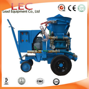 Lz-3er with ABB Frequency Converter Variable Output Shotcrete Refractory Gunning Machine pictures & photos