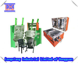 Professional Plastic Injection Mould/Mold for Armless Chair/Stool/Furniture pictures & photos