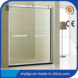 Corner Simple Shower Enclosure with High Quality