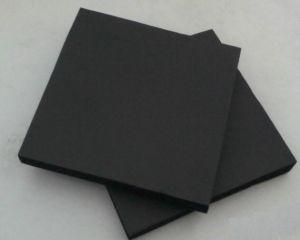 Black Rubber Foam Insulation Sheet pictures & photos