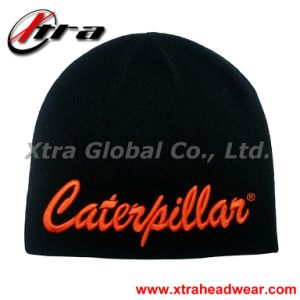 3D Embroidery Beanie Hat (XT-W013) pictures & photos