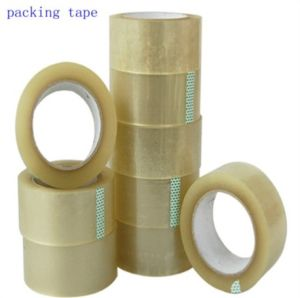 bopp adhesive packing tape(T-17) pictures & photos