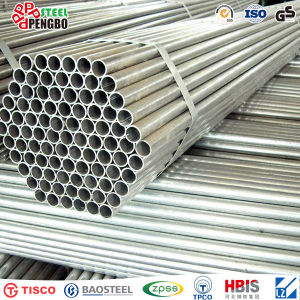 Stainless Steel Welded Pipe (304/304L 316/316L) pictures & photos