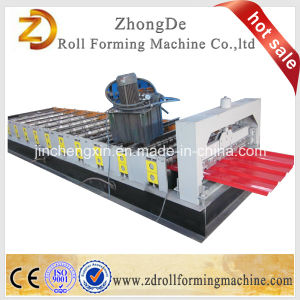 Galvanized Corrugated Roof Sheet Making Machine pictures & photos