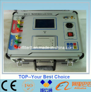 Hgih Quality Transformer Turn Ratio Test Equipment (HYG-II) pictures & photos