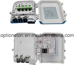 8 Core FTTH Fiber Optic Terminal Enclosure pictures & photos